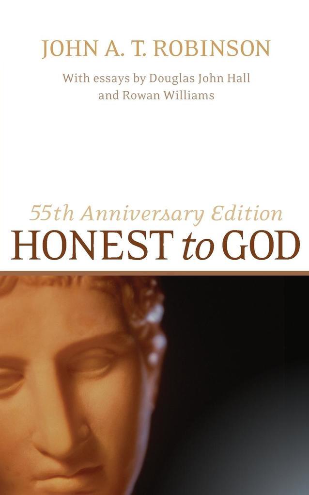 Honest to God als Taschenbuch