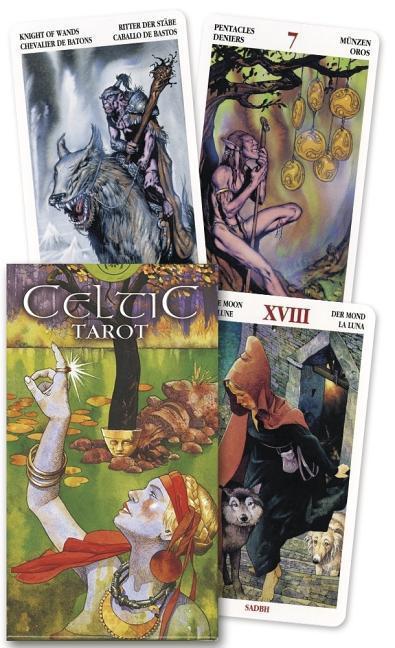 Celtic Tarot als Spielwaren