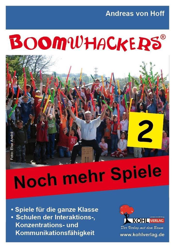 Boomwhackers - Noch mehr Spiele! 2 als eBook epub