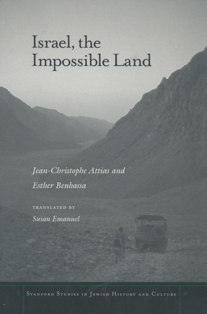 Israel, the Impossible Land als Taschenbuch