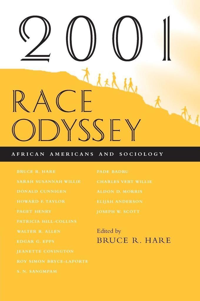 2001 Race Odyssey als Taschenbuch