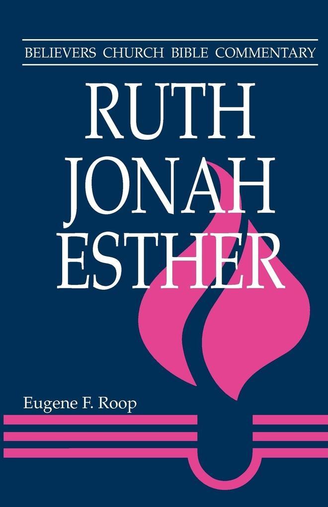 Ruth, Jonah, Esther als Taschenbuch