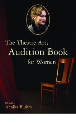 The Theatre Arts Audition Book for Women als Taschenbuch