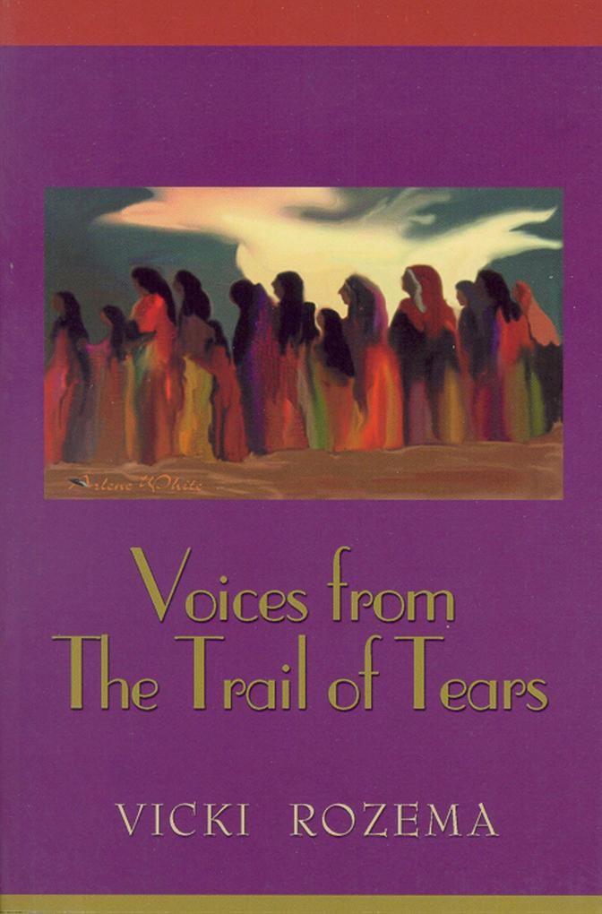 Voices from the Trail of Tears als Taschenbuch