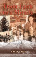 From Faith to a Miracle als Taschenbuch