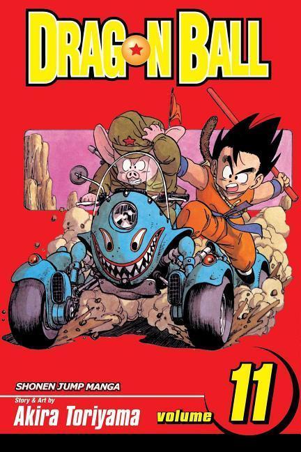 Dragon Ball, Vol. 11 als Taschenbuch