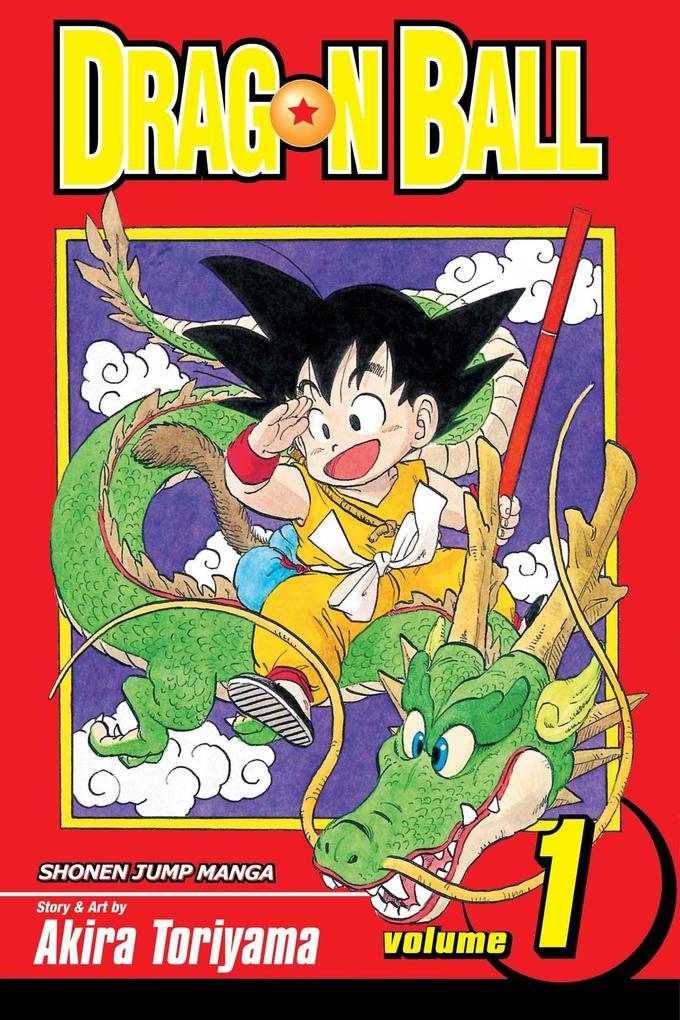 Dragon Ball, Vol. 1 als Taschenbuch
