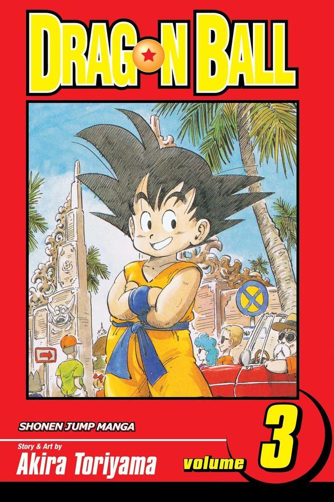 Dragon Ball, Vol. 3 als Taschenbuch