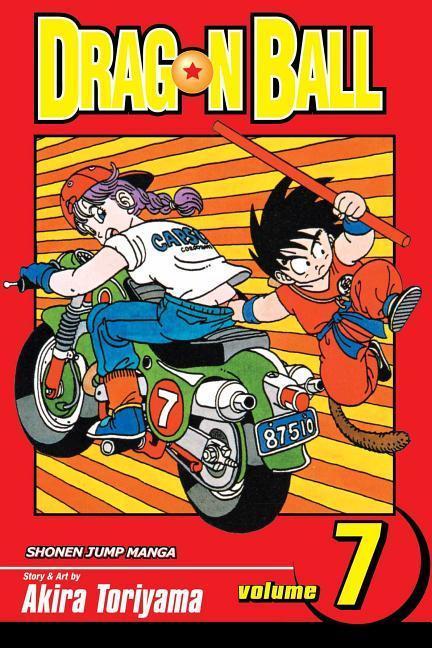 Dragon Ball, Vol. 7 als Taschenbuch