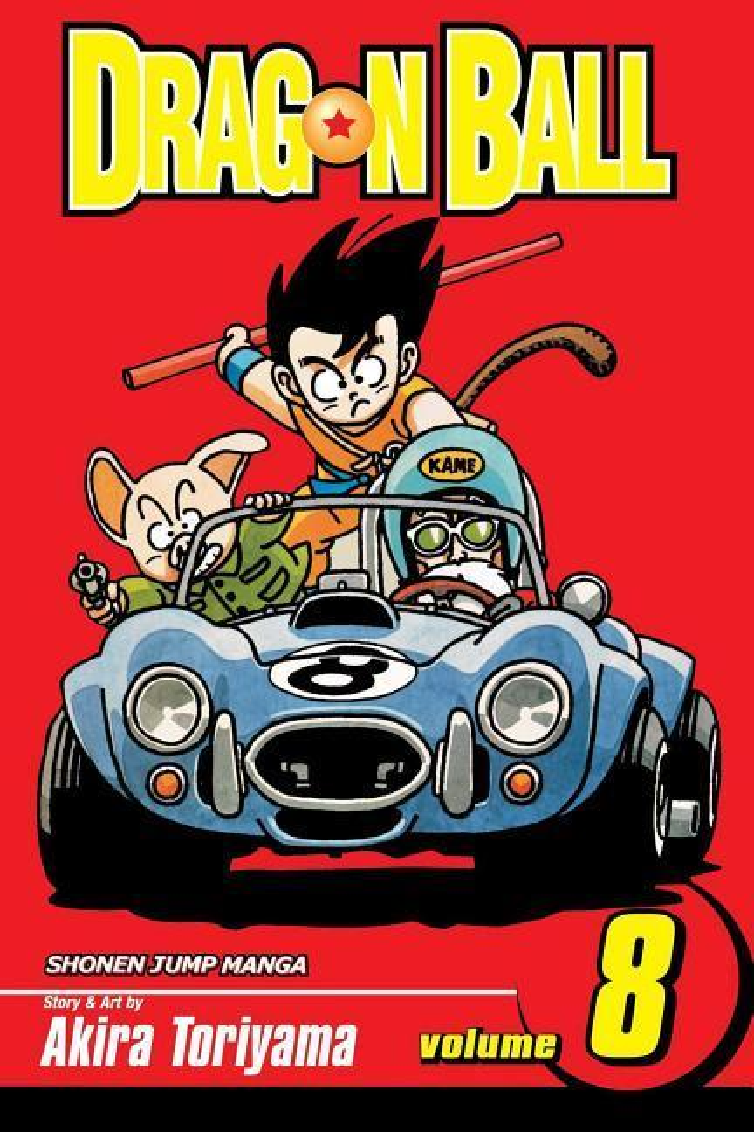 Dragon Ball, Vol. 8 als Taschenbuch