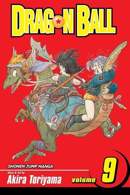 Dragon Ball, Vol. 9 als Taschenbuch