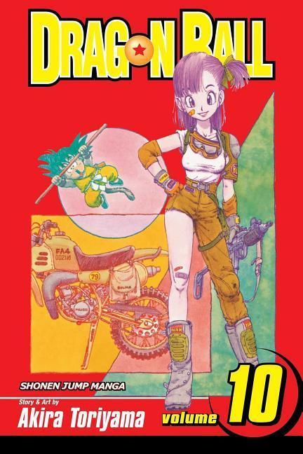 Dragon Ball, Vol. 10 als Taschenbuch