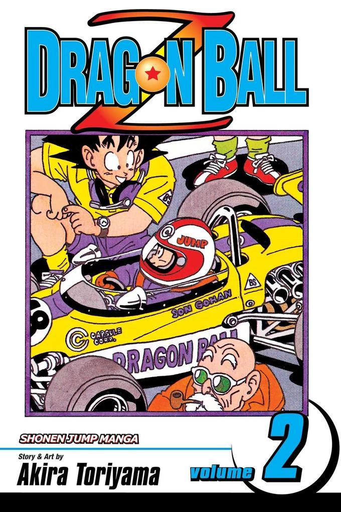 Dragon Ball Z, Vol. 2 als Taschenbuch