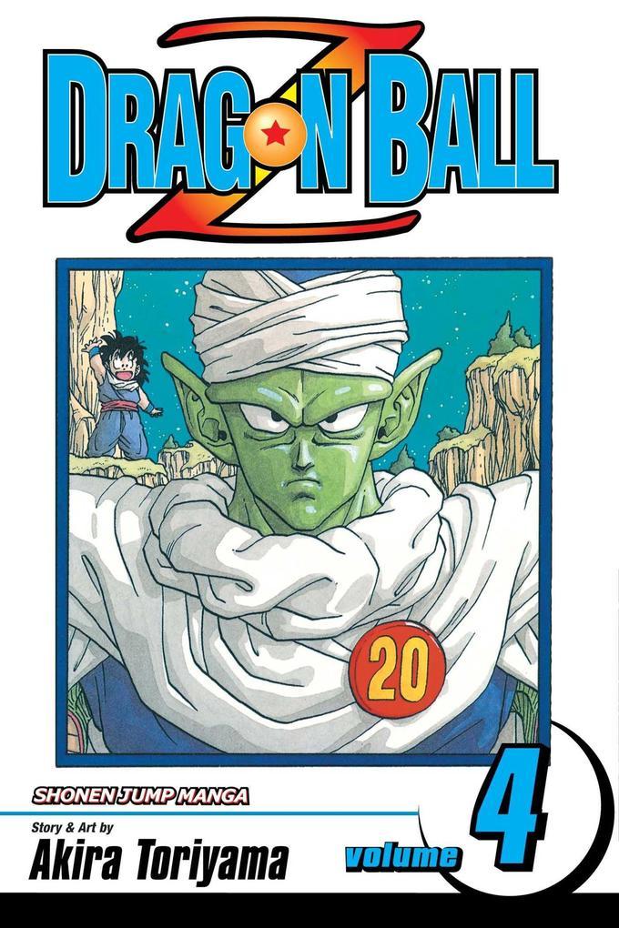 Dragon Ball Z, Vol. 4 als Taschenbuch