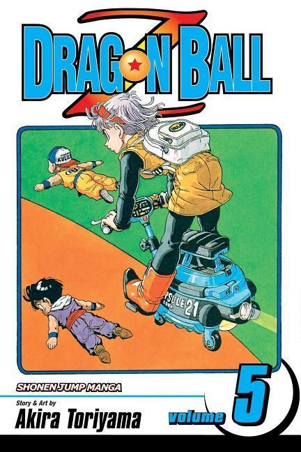 Dragon Ball Z, Vol. 5 als Taschenbuch