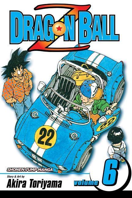 Dragon Ball Z, Volume 6 als Taschenbuch