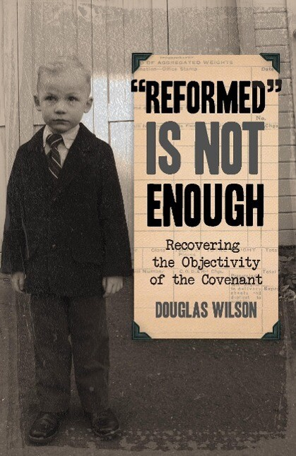 Reformed is Not Enough als Buch
