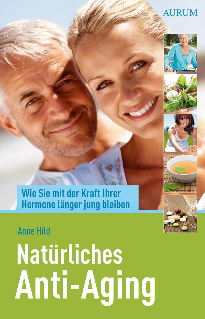 Natürliches Anti-Aging als eBook