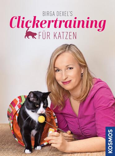Birga Dexels Clickertraining für Katzen als Buch von Birga Dexel