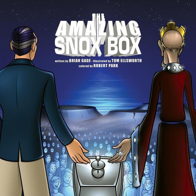 The Amazing Snox Box als Buch