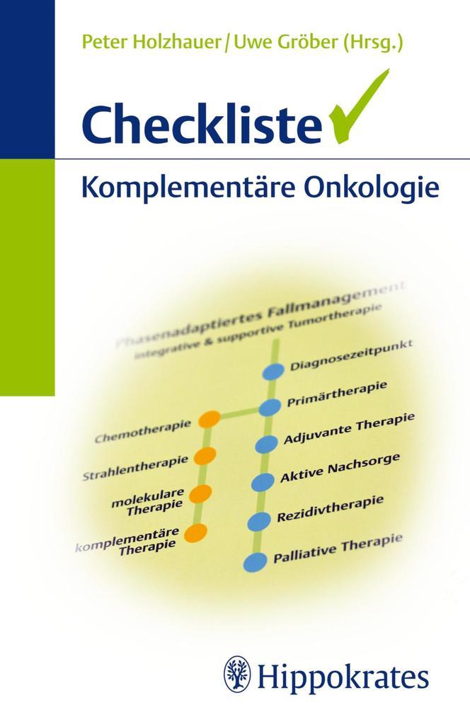 Checkliste Komplementäre Onkologie als eBook
