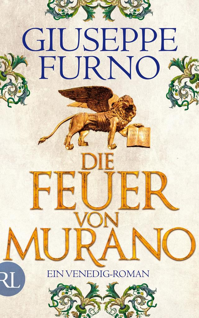 Die Feuer von Murano als eBook