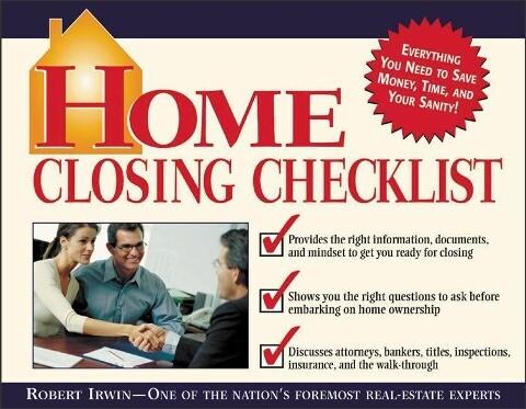 Home Closing Checklist als Taschenbuch