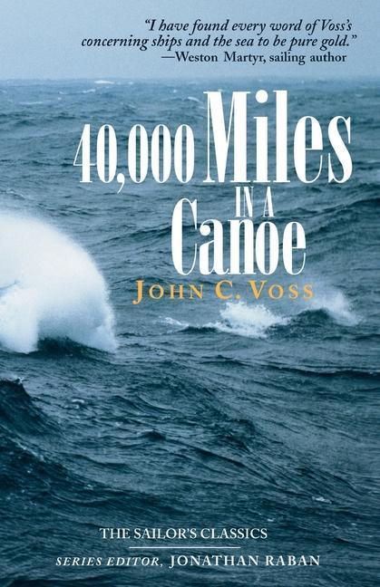 40,000 Miles in a Canoe als Taschenbuch