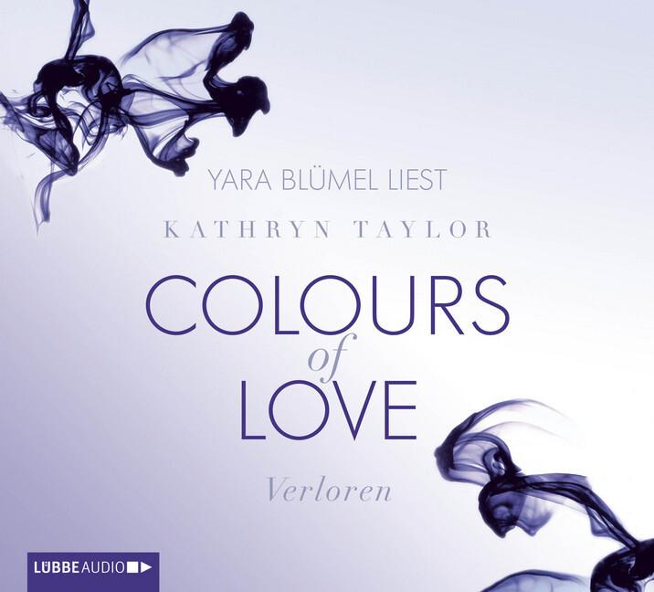 Colours of Love 04. Verloren als Hörbuch