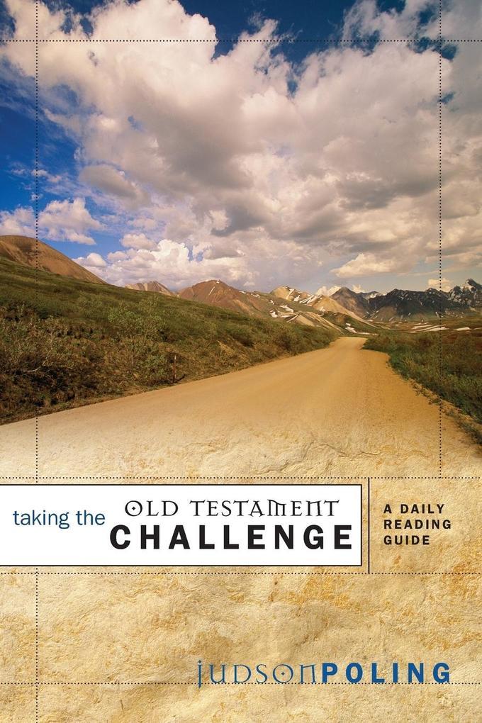 Taking the Old Testament Challenge als Taschenbuch
