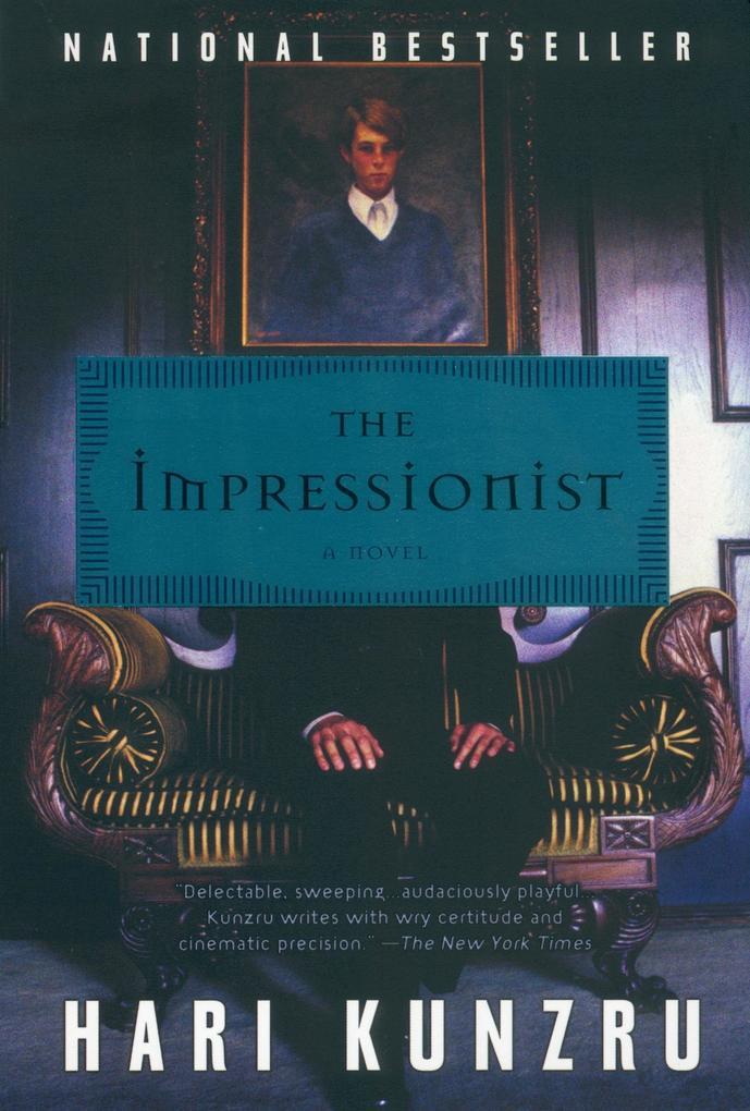 The Impressionist als Taschenbuch