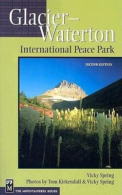 Glacier-Waterton International Peace Park als Taschenbuch