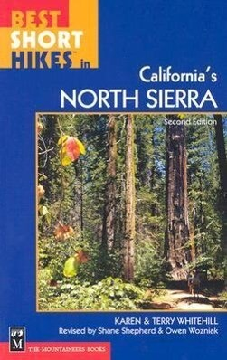 Best Short Hikes in California's North Sierra, 2nd Edition als Taschenbuch