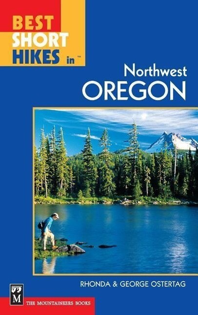 Best Short Hikes in Northwest Oregon als Taschenbuch