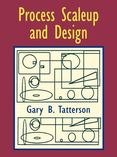 Process Scaleup and Design als Taschenbuch
