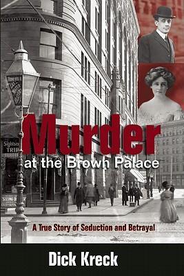 MURDER AT THE BROWN PALACE als Taschenbuch