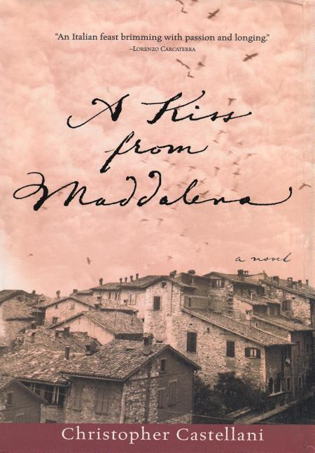 A Kiss from Maddalena als Buch