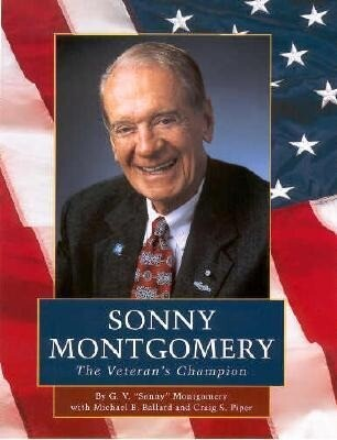 Sonny Montgomery: The Veteran's Champion als Buch