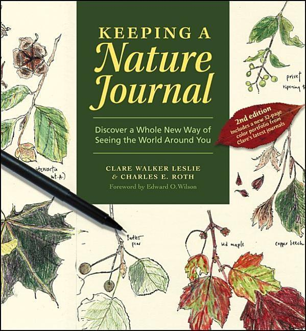 Keeping a Nature Journal: Discover a Whole New Way of Seeing the World Around You als Taschenbuch