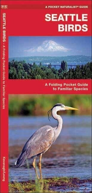 Seattle Birds: An Introduction to Familiar Species als Taschenbuch