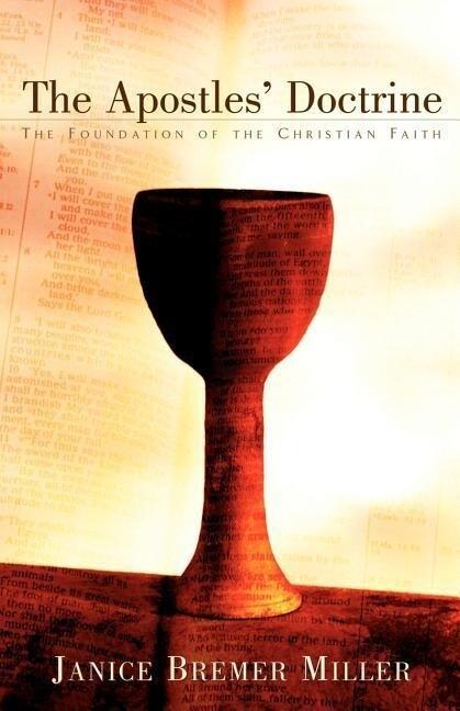 The Apostles' Doctrine als Taschenbuch