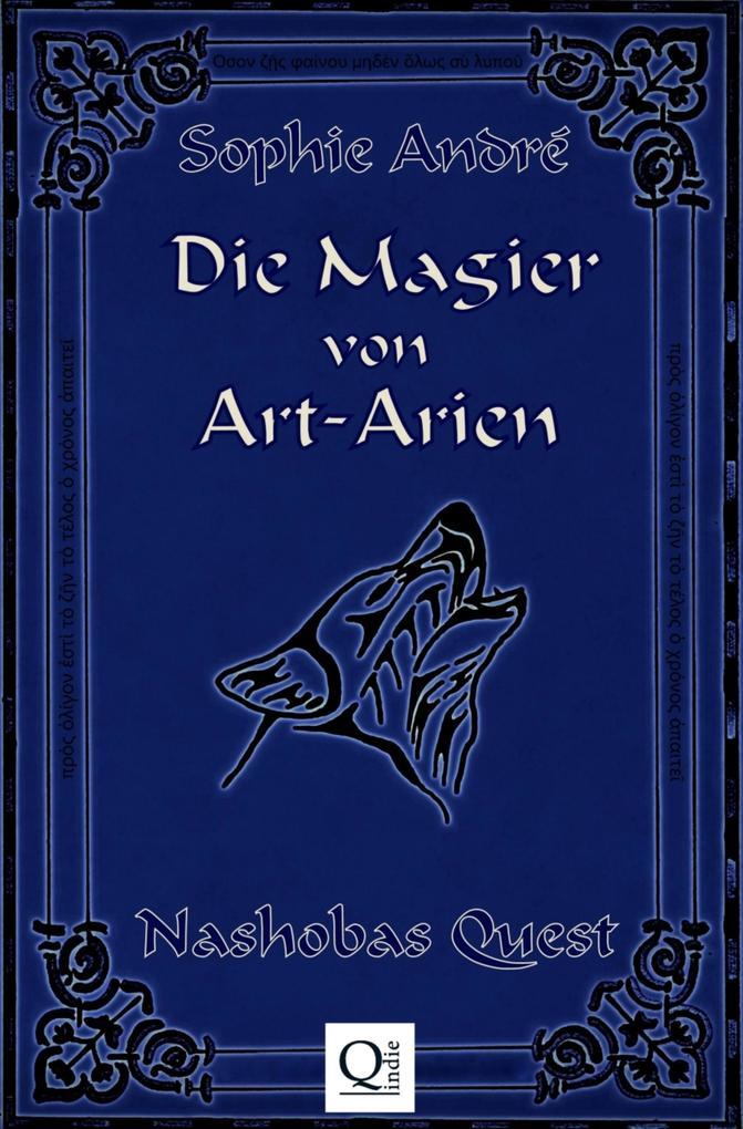 Die Magier von Art-Arien - Band 1 als eBook von Sophie André, Sophie André