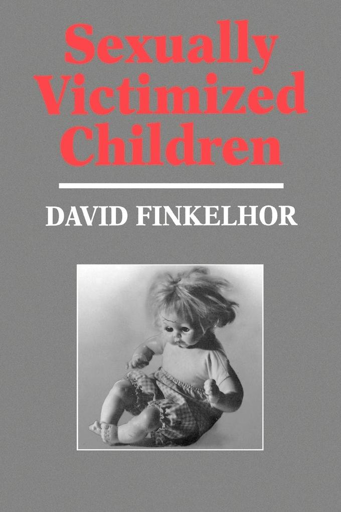 Sexually Victimized Children als Buch
