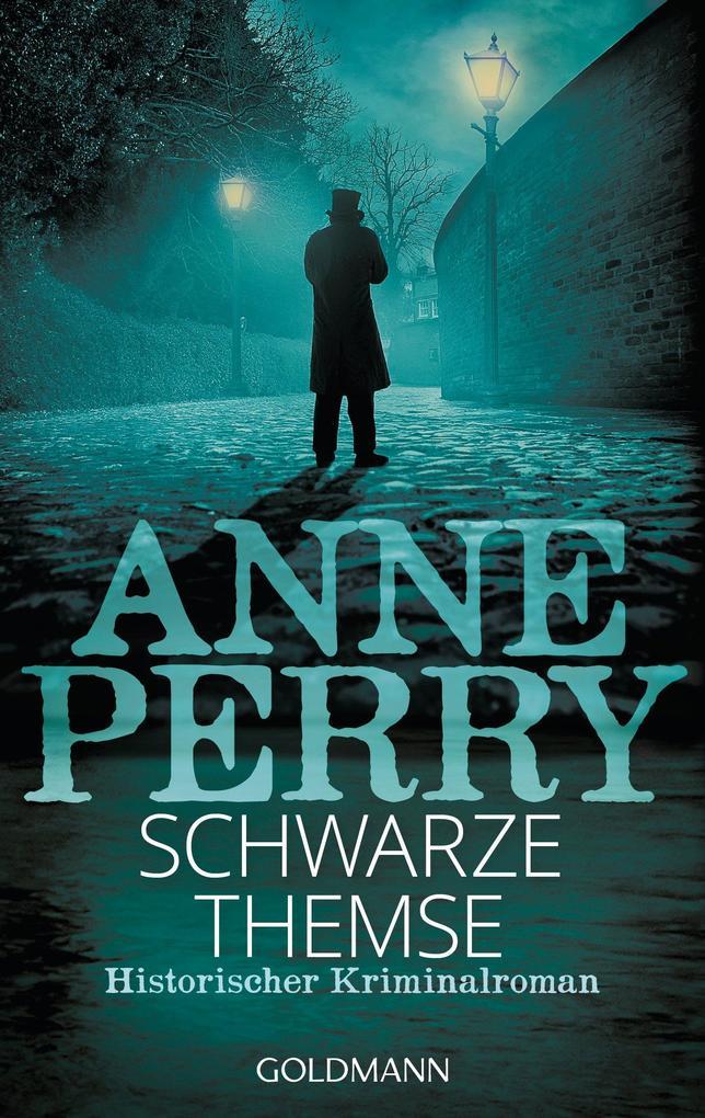Schwarze Themse als eBook von Anne Perry