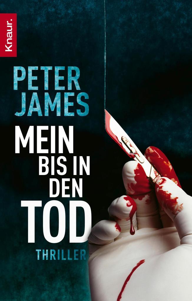 Mein bis in den Tod als eBook von Peter James
