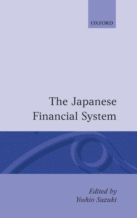 The Japanese Financial System als Buch