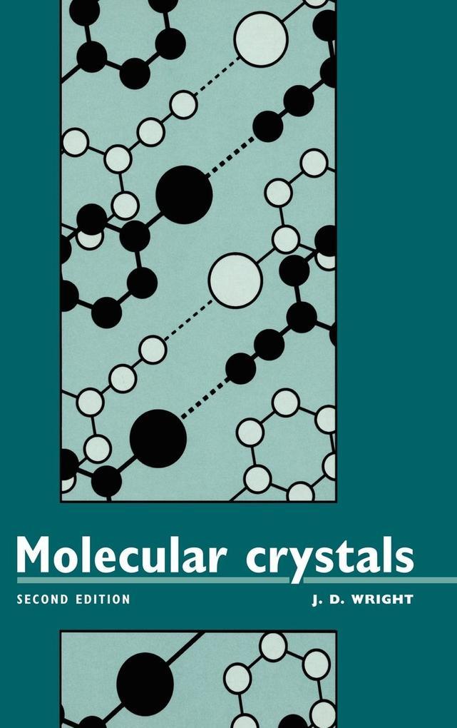 Molecular Crystals als Buch