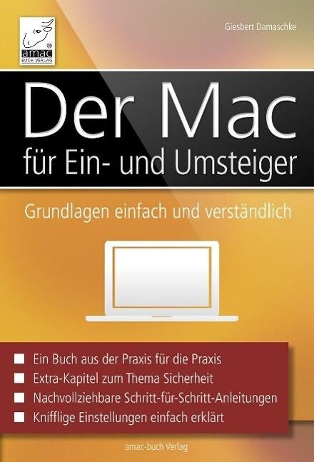 Der Mac für Ein- und Umsteiger als eBook
