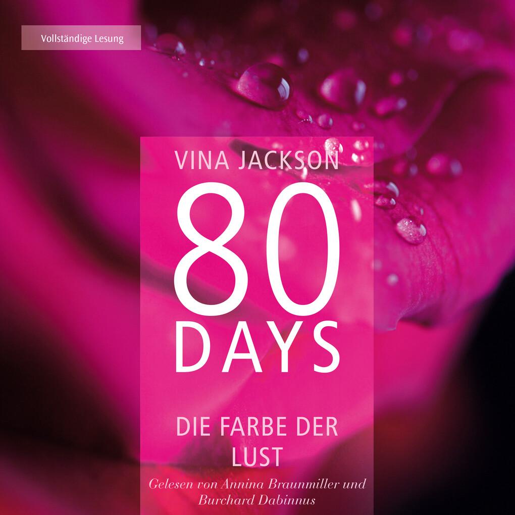 80 Days 01 - Die Farbe der Lust als Hörbuch Download