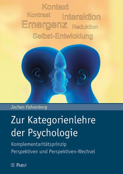 Zur Kategorienlehre der Psychologie als Buch
